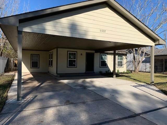 5007 Enyart Street, Houston, TX 77021 (MLS #55384255) :: Green Residential