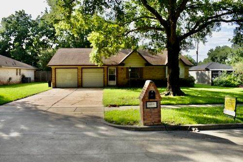 16010 Acapulco Drive, Jersey Village, TX 77040 (MLS #55402115) :: Texas Home Shop Realty