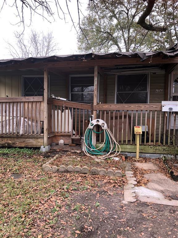 606 Willow Street, Pasadena, TX 77506 (MLS #55453358) :: Giorgi Real Estate Group