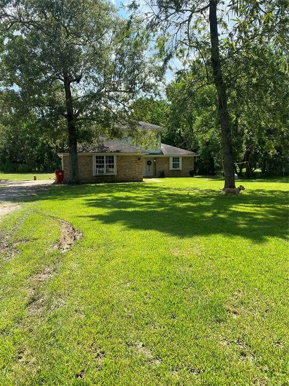 123 County Road 4022, Dayton, TX 77535 (MLS #55472489) :: Caskey Realty