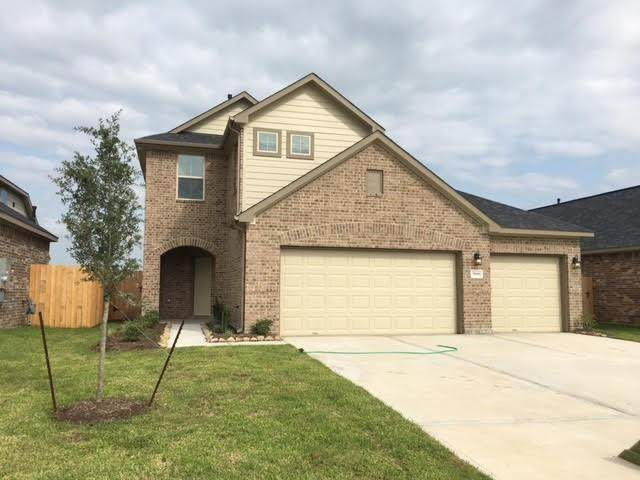 3918 Southall Place, Texas City, TX 77591 (MLS #55480214) :: The Bly Team