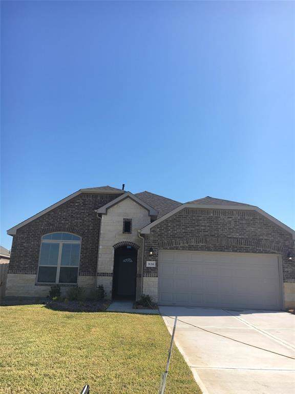 3126 Royal Albatross Drive, Texas City, TX 77590 (MLS #55626792) :: The Queen Team