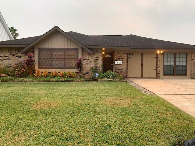 749 E Lambuth Lane, Deer Park, TX 77536 (MLS #56001821) :: Texas Home Shop Realty