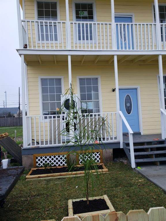 1408 Strand Street, Galveston, TX 77550 (MLS #56042523) :: Rachel Lee Realtor