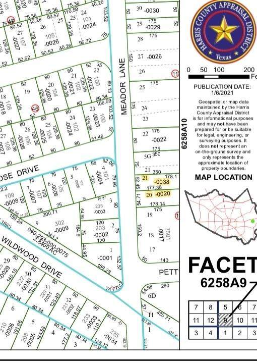 0 Meador Lane, Baytown, TX 77520 (MLS #56180819) :: The SOLD by George Team
