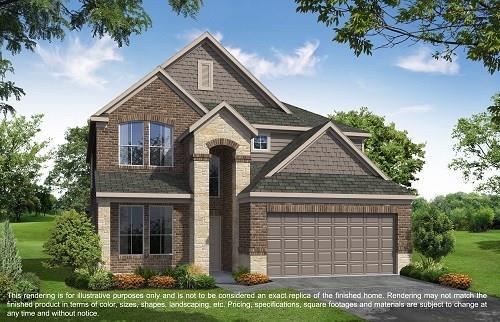 3024 Tulip Poplar Court, Conroe, TX 77301 (MLS #56248046) :: The SOLD by George Team