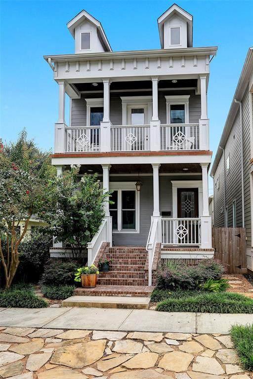 218 C E 27th Street, Houston, TX 77008 (MLS #5639171) :: Texas Home Shop Realty