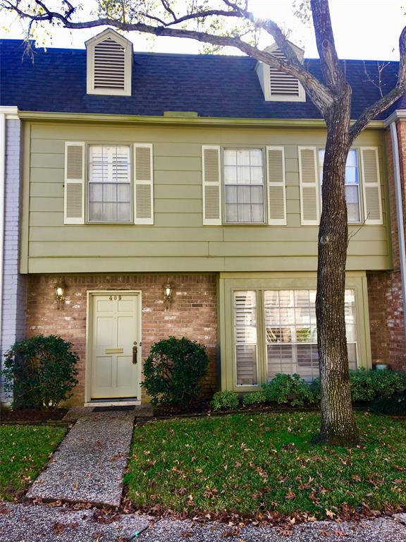 409 N Post Oak Lane #409, Houston, TX 77024 (MLS #56570644) :: Giorgi Real Estate Group