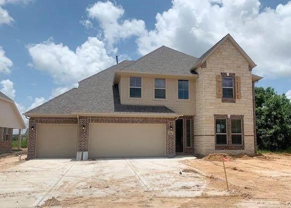 1816 Cranston Grove Drive, Dickinson, TX 77539 (MLS #57033807) :: Rachel Lee Realtor