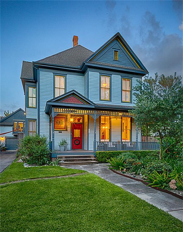 828 Heights Boulevard, Houston, TX 77007 (MLS #57110654) :: Krueger Real Estate