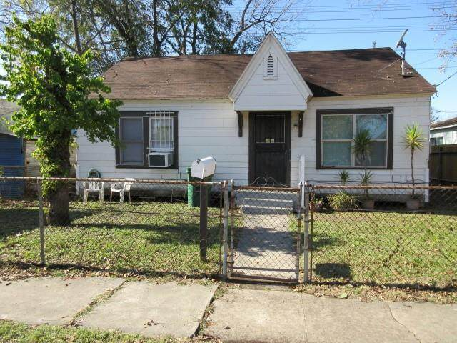 2805 Elysian Street, Houston, TX 77009 (MLS #5717506) :: Ellison Real Estate Team