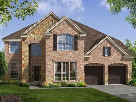 2111 Dovetail Falls Lane, Pearland, TX 77089 (MLS #57280074) :: JL Realty Team at Coldwell Banker, United