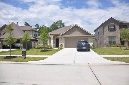 4512 Whitehaven Ridge Way, Porter, TX 77365 (MLS #57346207) :: Ellison Real Estate Team