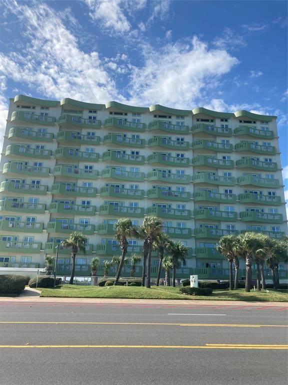 9420 Seawall Boulevard #302, Galveston, TX 77554 (MLS #57375492) :: The Home Branch