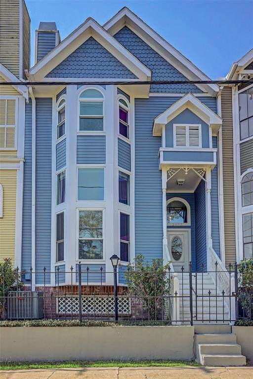 2933 Michaux Street, Houston, TX 77009 (MLS #5755527) :: Ellison Real Estate Team