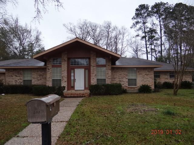 203 Pebble Springs Lane, Cleveland, TX 77327 (MLS #57591221) :: Texas Home Shop Realty