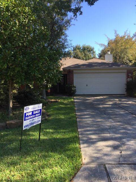 135 Fairwind Trail Drive, Conroe, TX 77385 (MLS #57718507) :: The SOLD by George Team