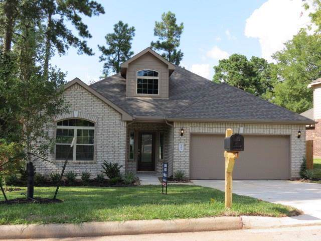 4302 Windswept Dr Drive, Montgomery, TX 77356 (MLS #57978236) :: Texas Home Shop Realty