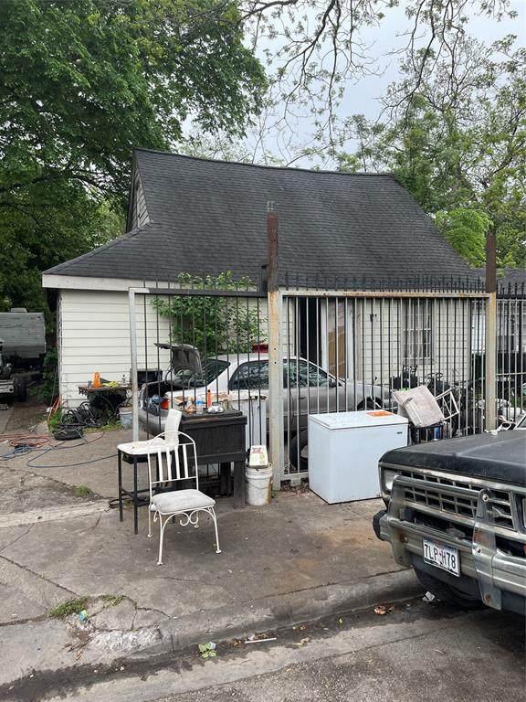 5406 Terry Street, Houston, TX 77009 (MLS #58294584) :: The Queen Team