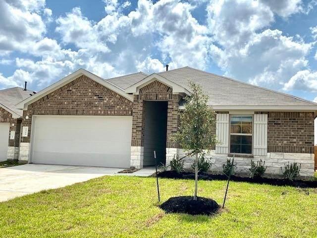 2314 Gold Forsythia Lane, Spring, TX 77373 (MLS #58431318) :: The Wendy Sherman Team