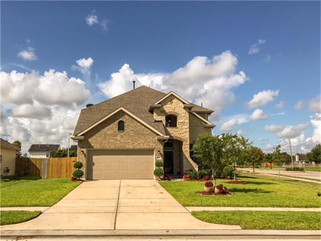 2877 Flower Creek Lane, Dickinson, TX 77539 (MLS #58460292) :: The SOLD by George Team