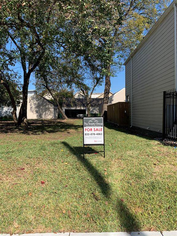 0 Ruthven Street, Houston, TX 77019 (MLS #58547696) :: The Bly Team
