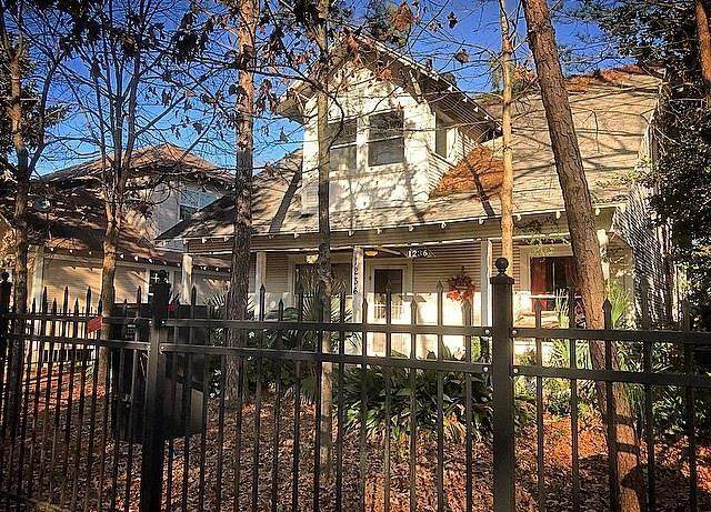 1236 Allston Street, Houston, TX 77008 (MLS #58583514) :: The Freund Group