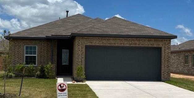 8003 Quartz Lane, Texas City, TX 77591 (MLS #58644601) :: The Home Branch