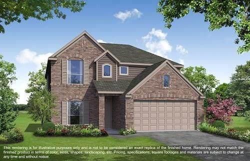 1038 Steel Blue Drive, Houston, TX 77073 (MLS #58768962) :: The Freund Group