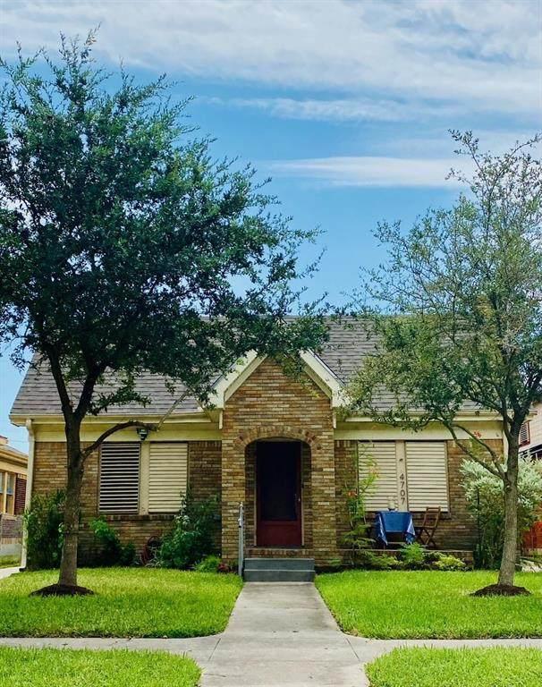 4707 Avenue N 1/2, Galveston, TX 77551 (MLS #5884938) :: The Bly Team
