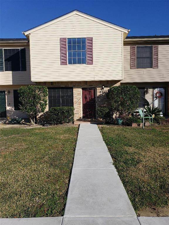 8950 Glen Meadow Lane, Beaumont, TX 77706 (MLS #58855841) :: My BCS Home Real Estate Group