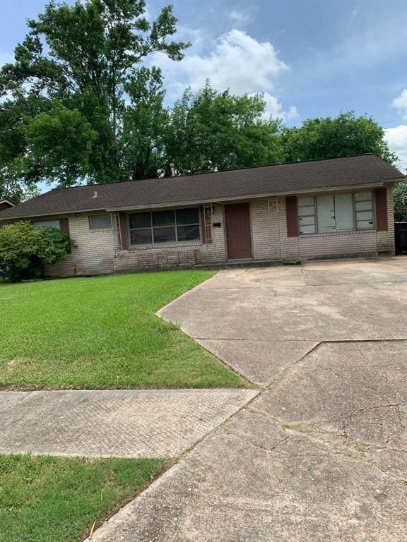 10426 Hinds Street, Houston, TX 77034 (MLS #58861508) :: The Parodi Team at Realty Associates
