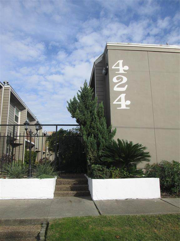 424 15th Street #106, Galveston, TX 77550 (MLS #58918451) :: Homemax Properties