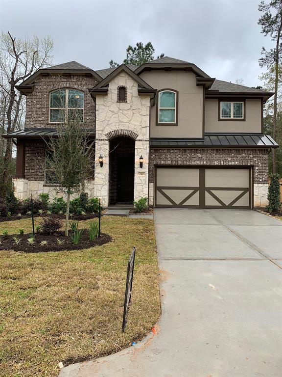 210 Speckled Woods Place, Willis, TX 77318 (MLS #59134683) :: The SOLD by George Team