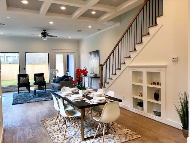 4405 Schuler Street A, Houston, TX 77007 (MLS #59137068) :: Texas Home Shop Realty