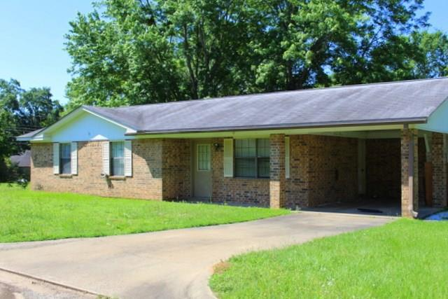 205 Rosewood Drive, Crockett, TX 75835 (MLS #59301547) :: Texas Home Shop Realty