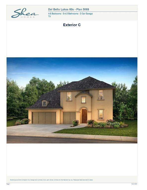 4315 Limestone Terrace Drive, Manvel, TX 77578 (MLS #59455159) :: Caskey Realty