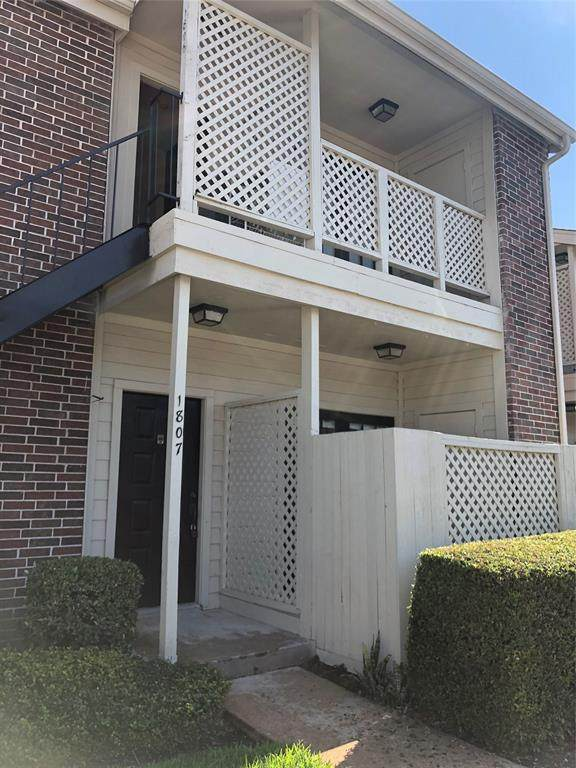 2121 El Paseo Street #1807, Houston, TX 77054 (MLS #59862231) :: Caskey Realty