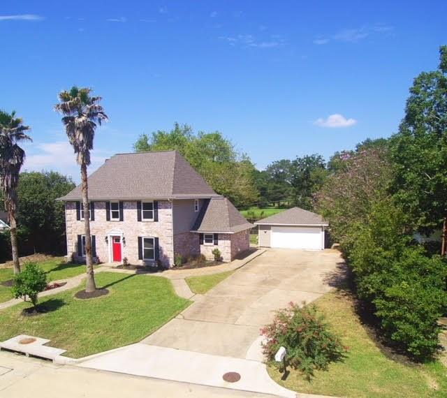 211 Old Bayou Drive, Dickinson, TX 77539 (MLS #59983863) :: The Heyl Group at Keller Williams