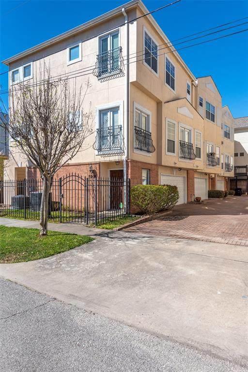 5900 Rose Street, Houston, TX 77007 (MLS #60038484) :: Green Residential