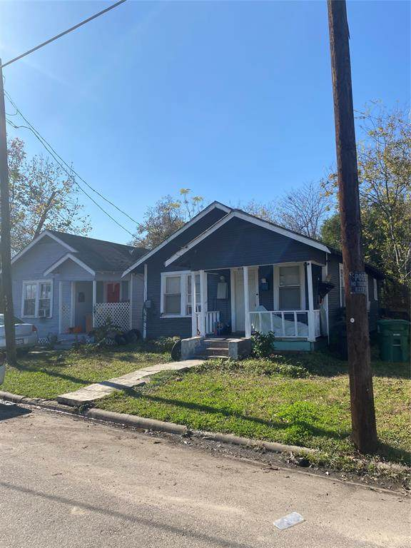 1711 Stevens Street, Houston, TX 77026 (MLS #60327582) :: My BCS Home Real Estate Group