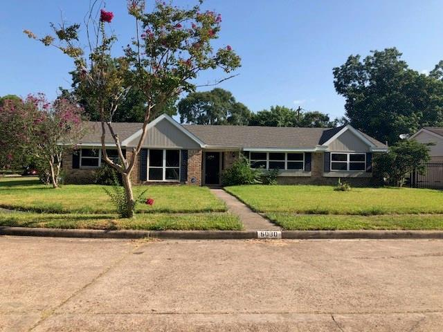 6030 Mcknight Street, Houston, TX 77035 (MLS #60345555) :: The Home Branch