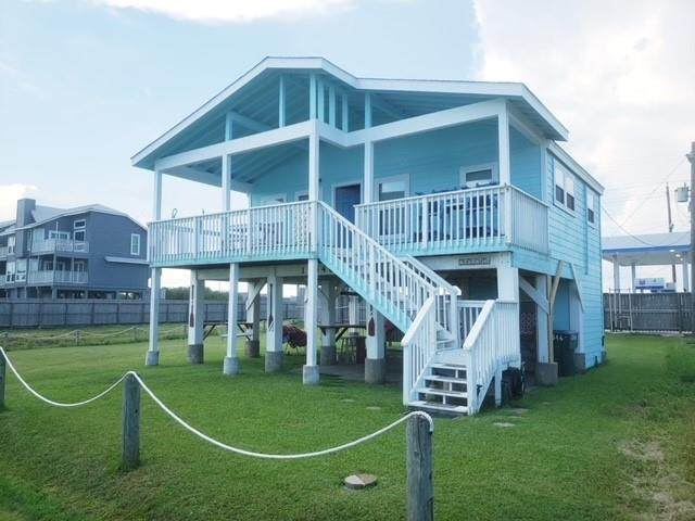 17546 Bristow Drive, Galveston, TX 77554 (MLS #60467862) :: The SOLD by George Team
