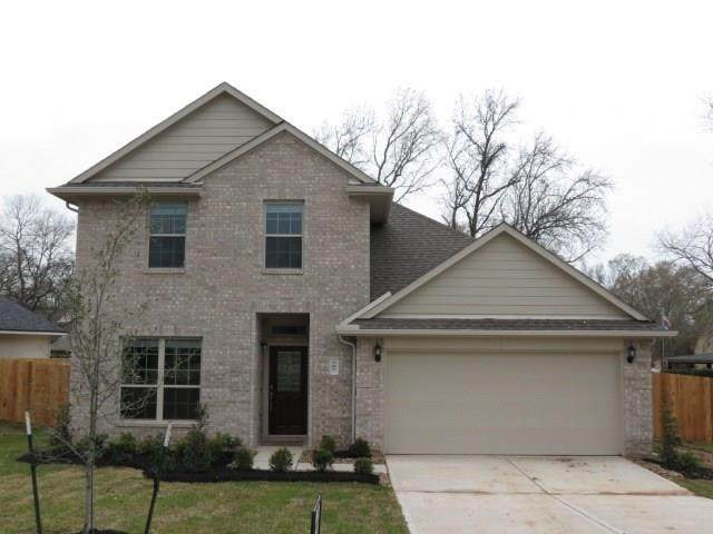707 Paradise Lane W, Montgomery, TX 77356 (MLS #60520581) :: The SOLD by George Team