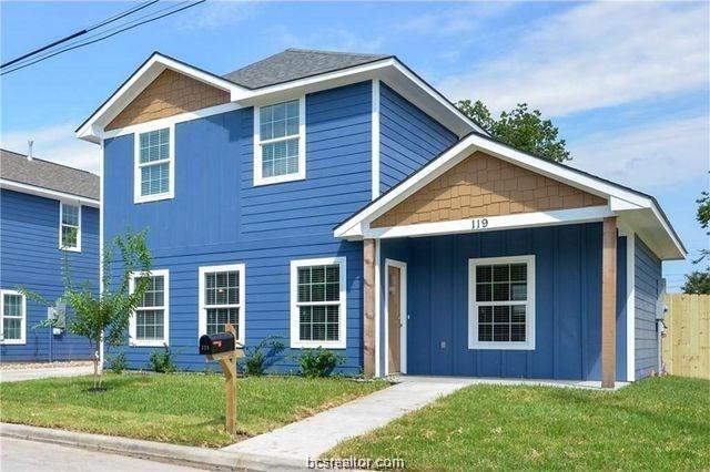 119 Sterling Street, College Station, TX 77840 (MLS #60534031) :: The Heyl Group at Keller Williams