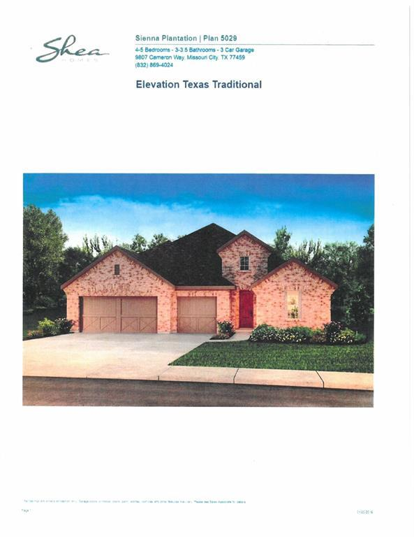 2606 Big Vine Court, Missouri City, TX 77459 (MLS #6064592) :: Caskey Realty