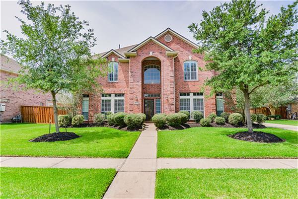 1904 Stillwater Drive, Friendswood, TX 77546 (MLS #60871604) :: The SOLD by George Team