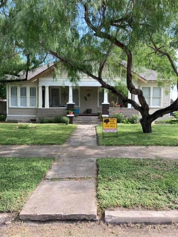 408 E Kenedy Avenue, Kingsville, TX 78363 (MLS #61075637) :: Michele Harmon Team