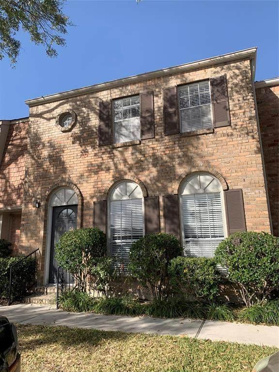 6404 Burgoyne Road #159, Houston, TX 77057 (MLS #61132475) :: The Home Branch