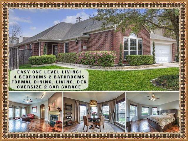 14810 Meridian Park Lane, Humble, TX 77396 (MLS #61153980) :: Lion Realty Group / Exceed Realty